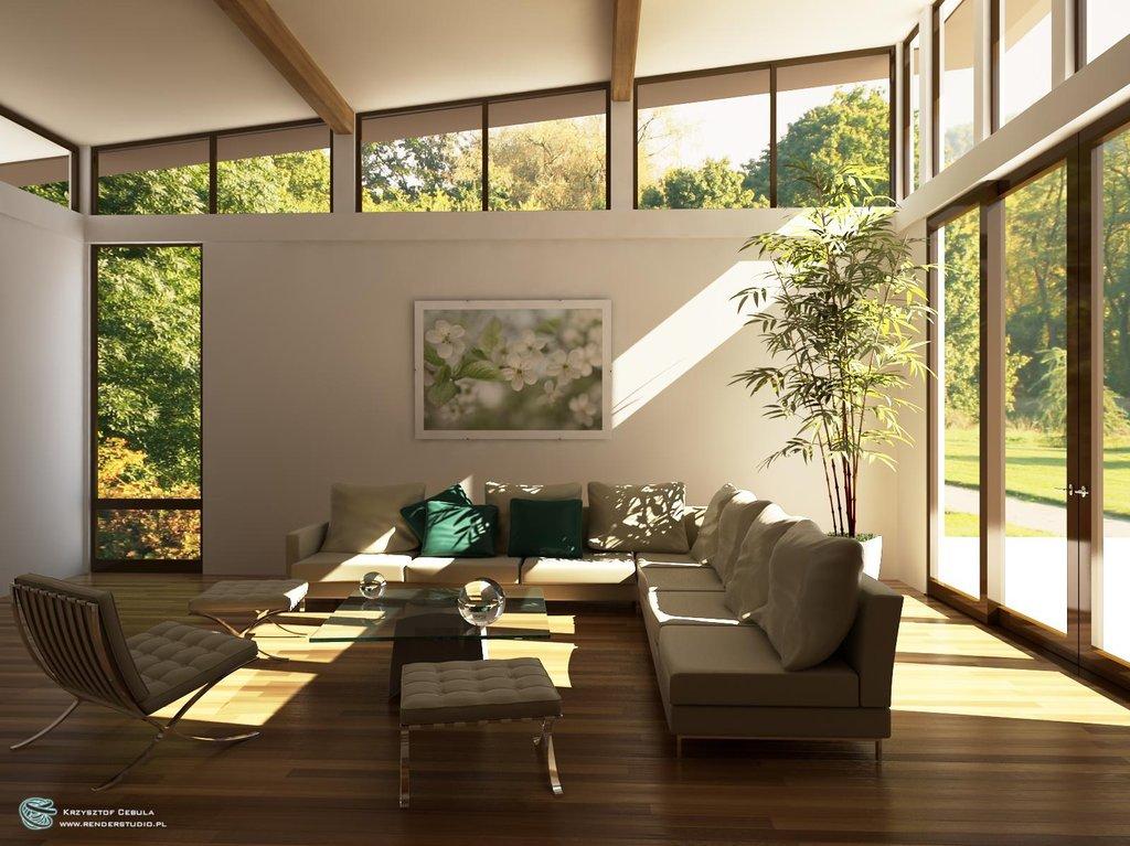 Creative Design Ideas For Decorating A Living Room   Dream ...