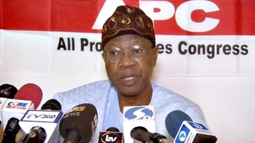 How 2016 Budget Will Lift Millions of Nigerians Out of Poverty - Lai Mohammed