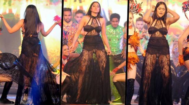 Aankhen 2 Gala Event Regina Cassandra Dance Performance