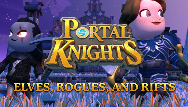 Portal Knights Elves Rogues and Rifts PC Game Download