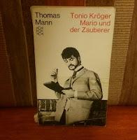 Thomas Mann auf dem Cover