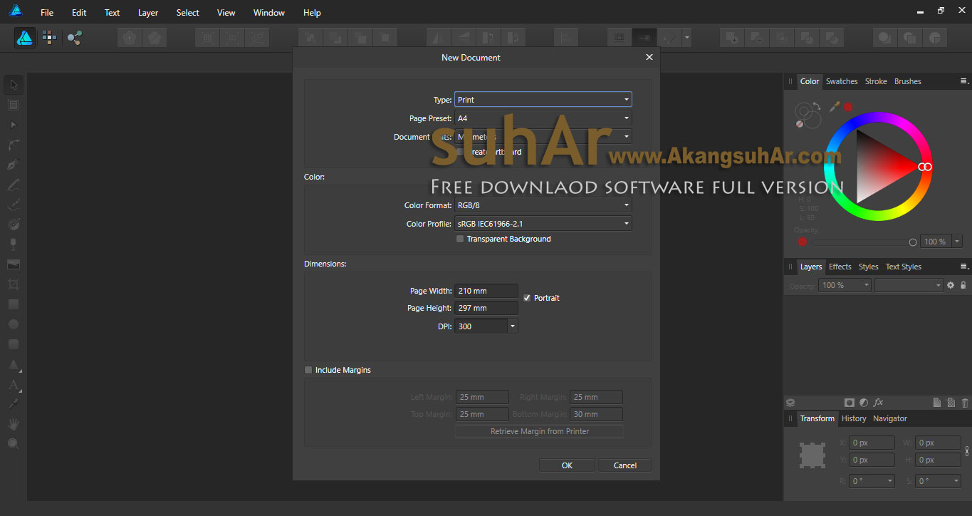 Serif Affinity Designer 1 6 Full Version Suhar