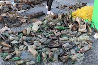 Ekološka akcija čišćenja podmorja Sumartin slike otok Brač Online
