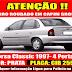 Carro é roubado próximo ao distrito de Pedras Altas, no município de Capim Grosso