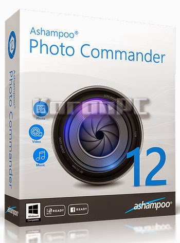 Ashampoo Photo Commander 12.0.8 + Free