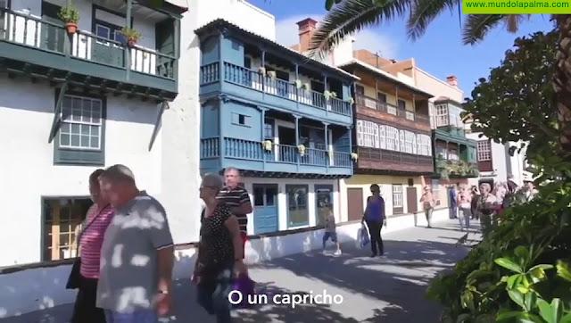 El Ayuntamiento de Santa Cruz de La Palma impulsa la promoción turística de la capital como un destino diferenciado y con un marcado carácter cultural y patrimonial