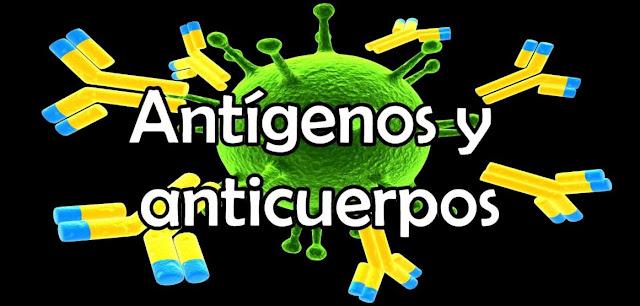 Anticuerpos, antigenos y biologia