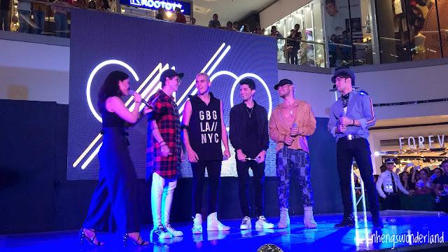 CNCO-Latin-boyband-live-Philippines