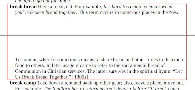 Arti Break Bread