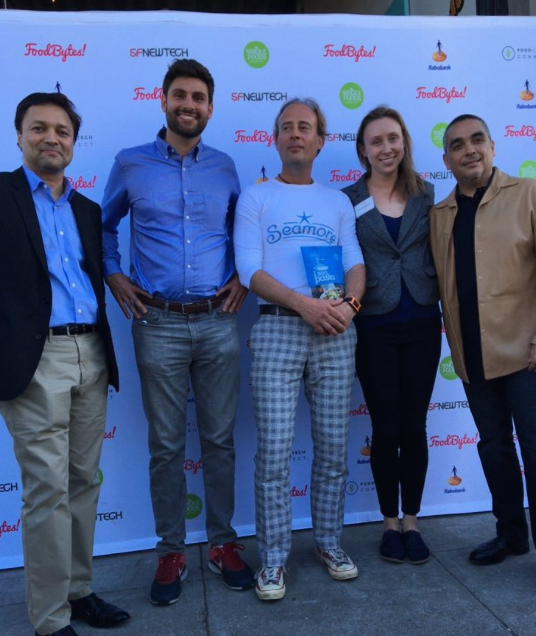 We summarize 3 catagory winners at the 2016 FoodBytes SF event