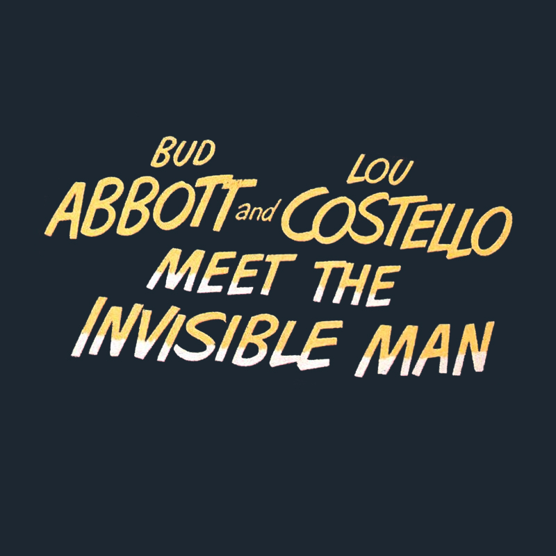 abbott and costello meet the invisible man 1951 chevrolet