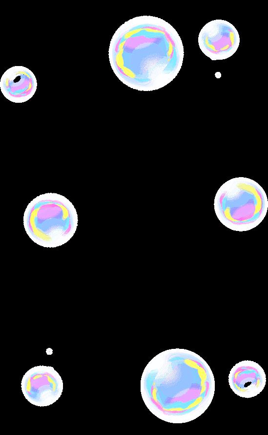 render burbujas