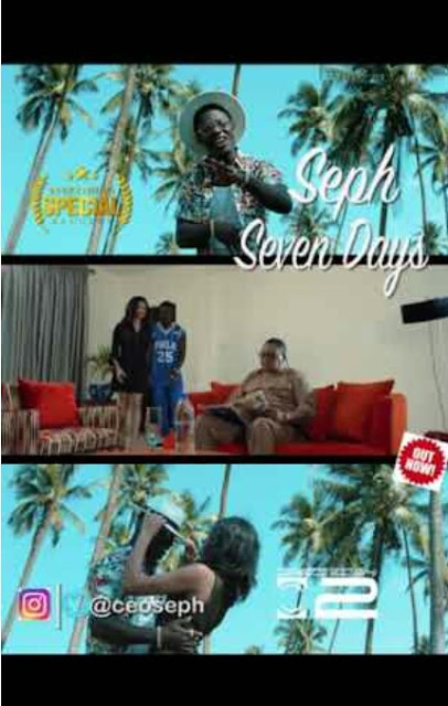 Official Video: SEPH - Seven days (Dir by 02) | @globalboyseph