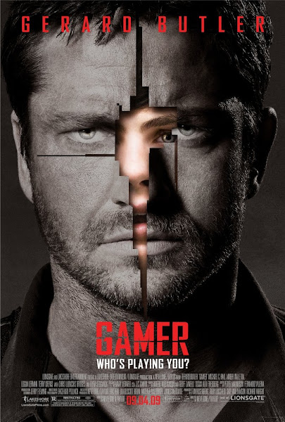 Poster Of Gamer 2009 UnRated 720p Hindi BRRip Dual Audio Full Movie Download
