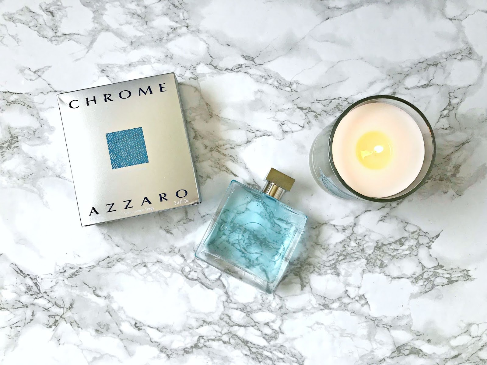 Azzaro Chrome Review