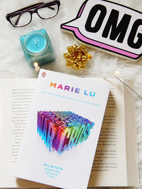 Warcross Book Review | sprinkledpages