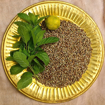 bhang, cannabis, chaatni, chutney, easy, hemp, Indian, marijuana, mint, Recipe, seeds, veg, vegan, vegetarian,