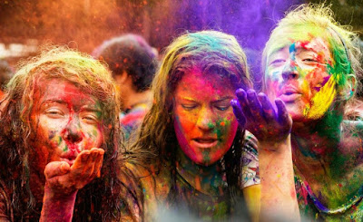 Happy Holi Wallpapers 2016