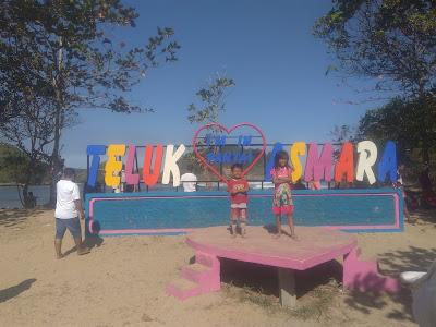 Pantai Teluk Asmara, Raja Empatnya Malang