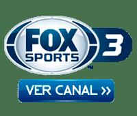 Fox Sports 3 en vivo online es un canal deportivo de televisión de pago operado por Fox International Channels.