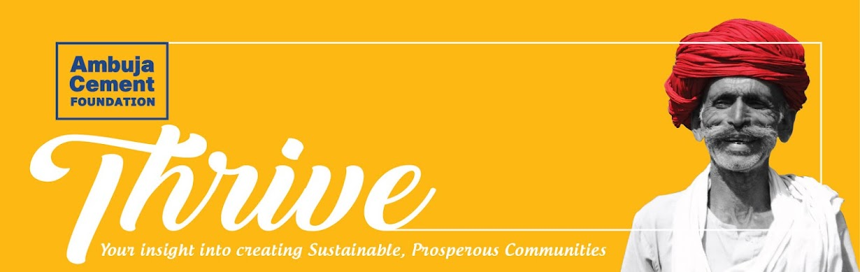 Thrive by Ambuja Cement Foundation
