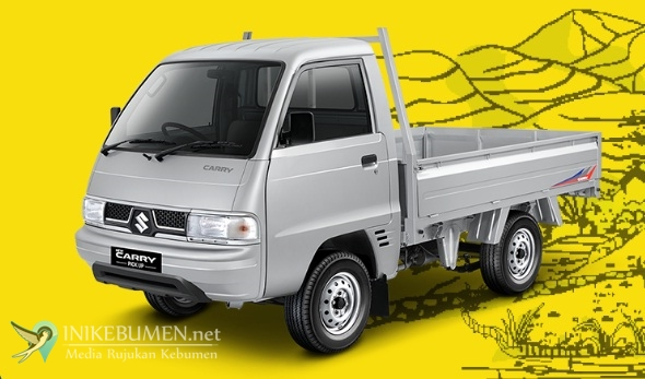 Penjualan Kendaraan Komersial Suzuki Positif di September 2018