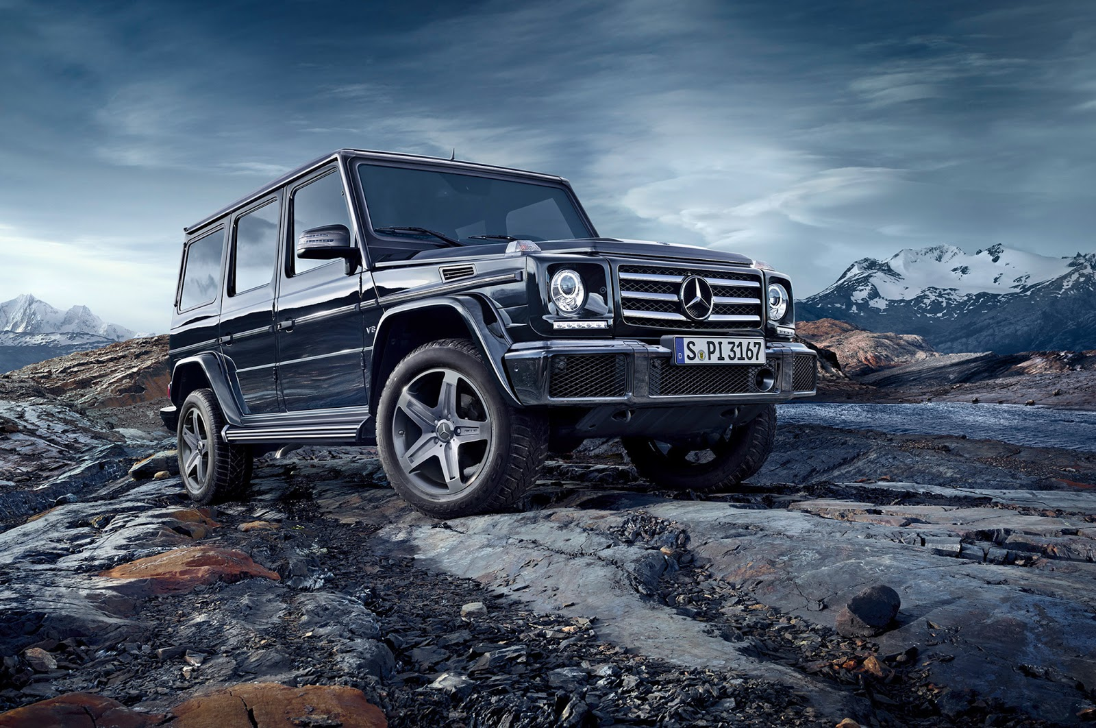 Cars review concept specs price for Mercedes benz clase g