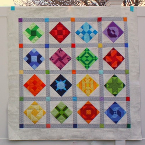 Virtual Quilting Bee Series - Tutorial