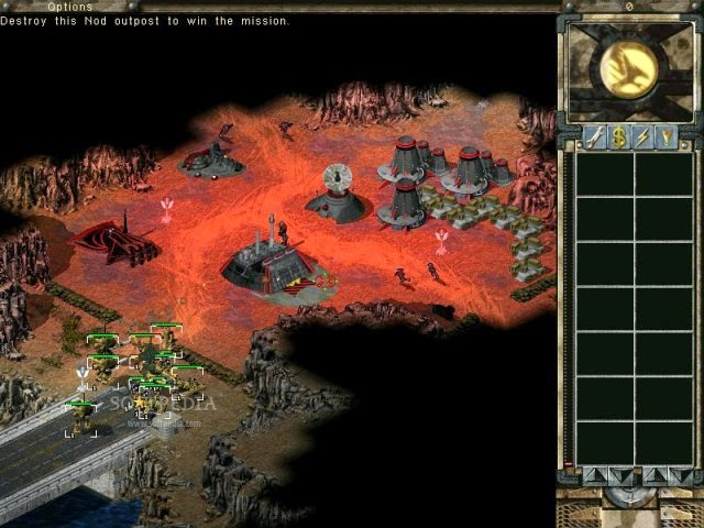 Command & Conquer Tiberian Sun Screenshots