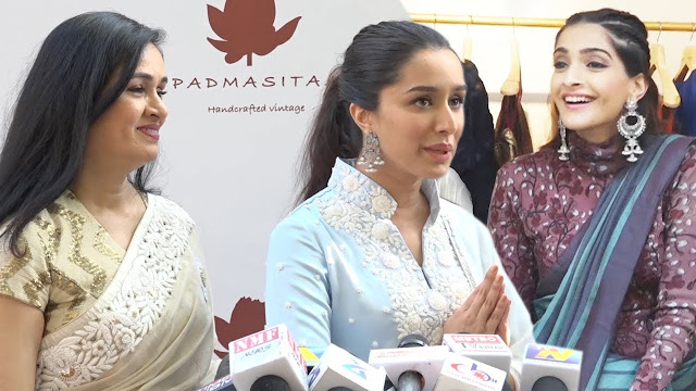 Launch-of-Padmasita-Clothing-Collection