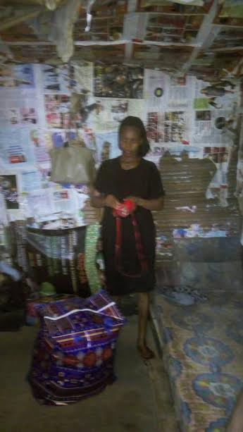 Mother sold her baby for 250,000 Naira