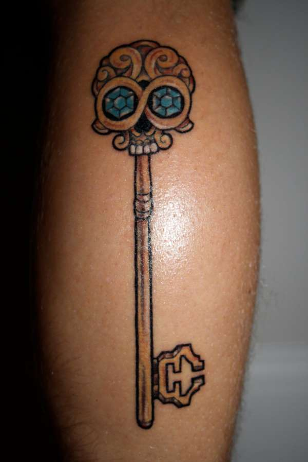 Jester Tattoo Images & Designs |Funny Skull Designs