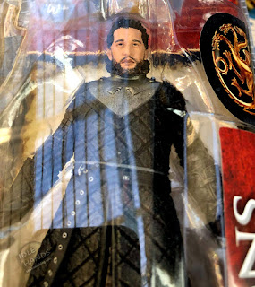 UK Toy Fair 2019 McFarlane Toys Game of Thrones Action Figures Jon Snow