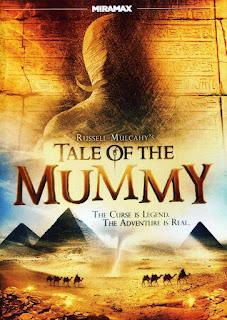 Tale of the Mummy (1998) มัมมี่ คนสองพันปี