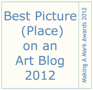 Making A Mark Awards: Best Picture - Place - on an Art Blog in 2012