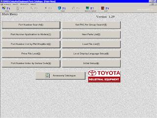 aplikasi katalog sparepart forklift toyota