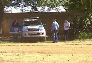 Equipe da TV Sudoeste é agredida por segurança