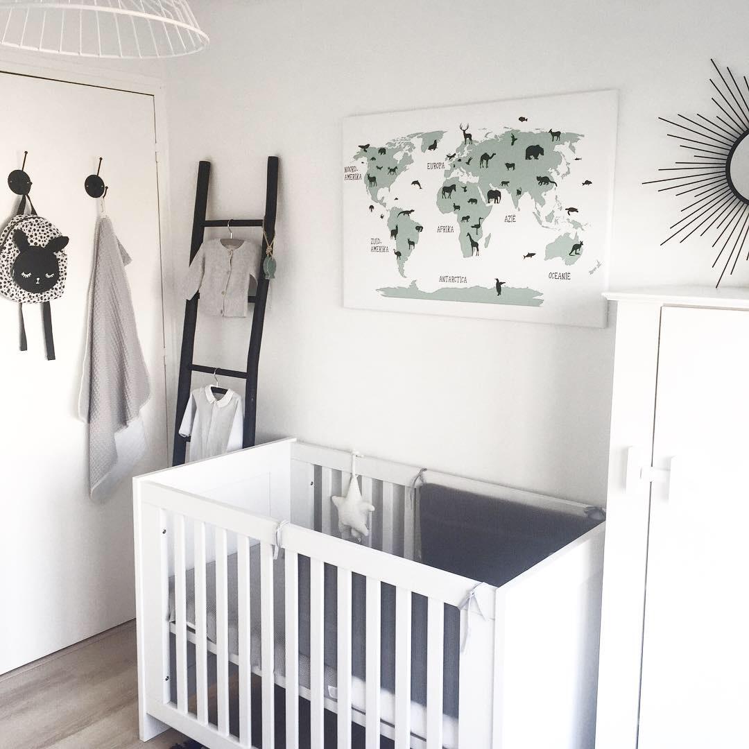 De Mooiste Babykamers.Babykamer Beau Update The Pastel Suitcase