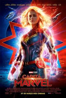 Capitã Marvel - filme