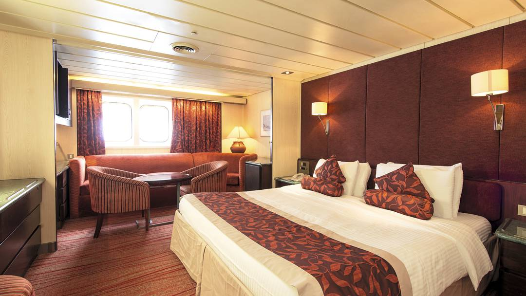 Suite on the Thomson Celebration Cruise Ship