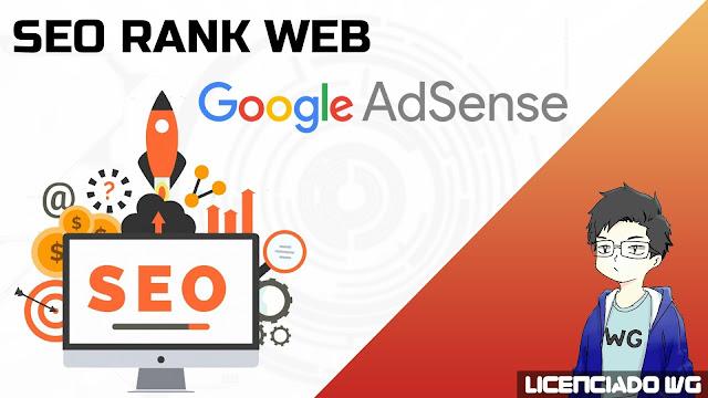 SEO RANK Web Visitas Orgánicas Gratis