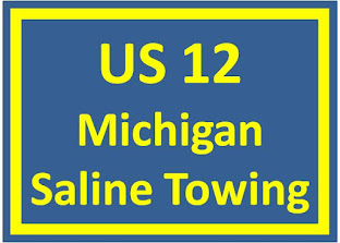 US 12 Michigan Saline Towing