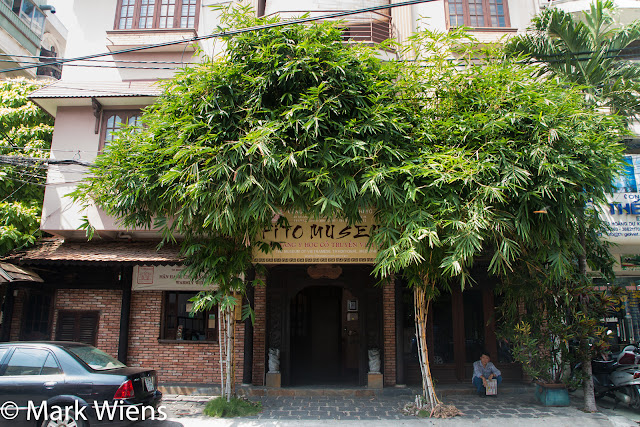 Vietnamese museum of traditional medicine HCM