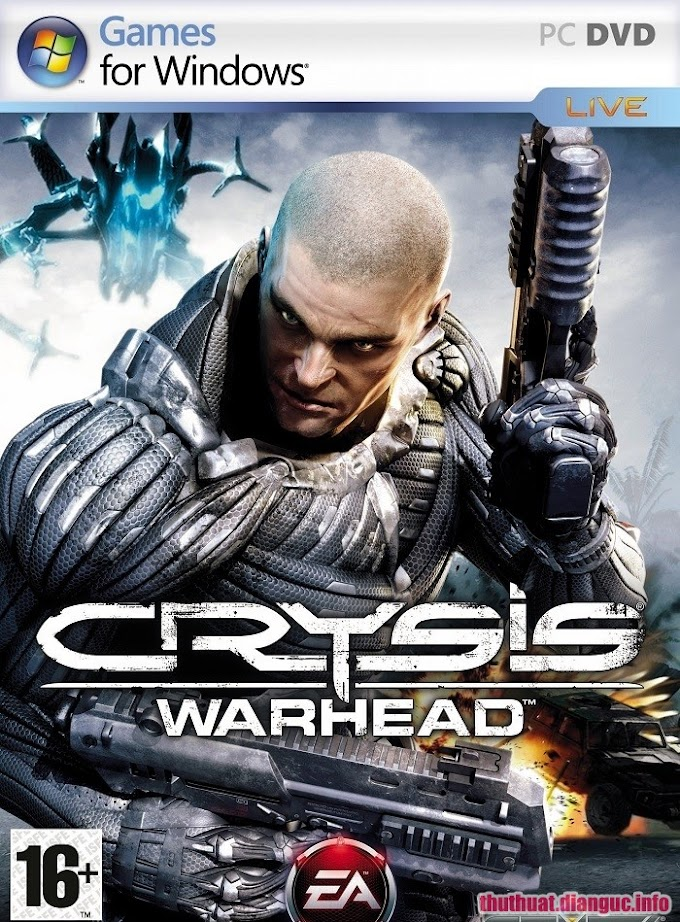 Download Game Crysis Warhead RELOADED Fshare