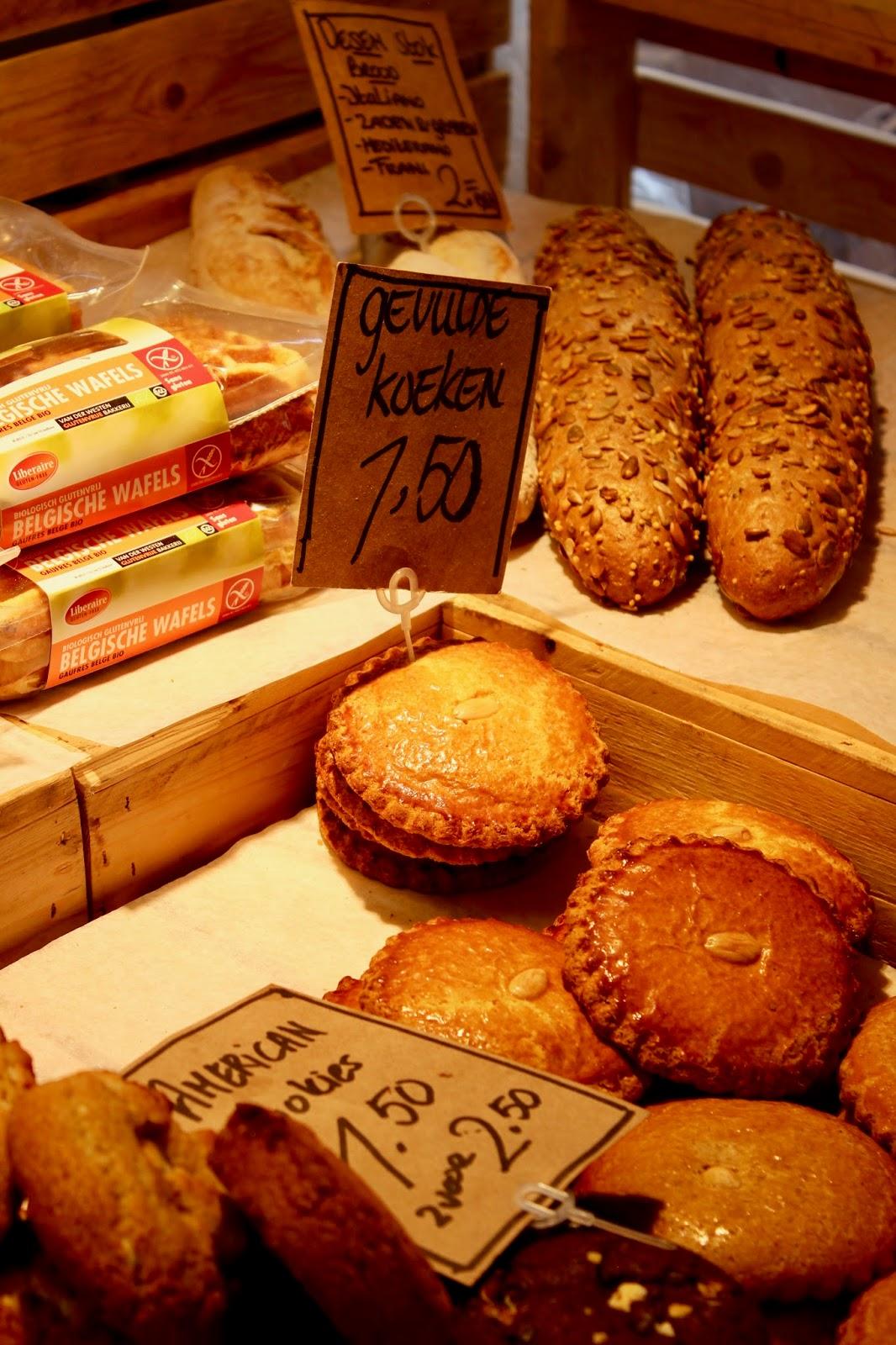 Gevulde Koeken Albert Cuyp Market Amsterdam