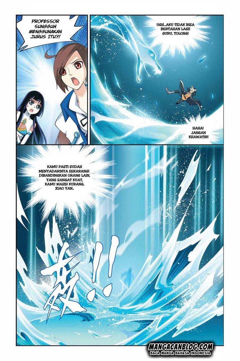 Battle Through Heaven Chapter 20-9