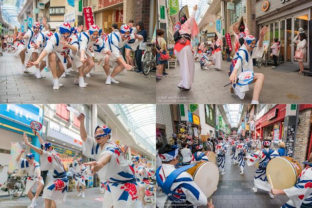 いろは連、熊本地震被災地救援募金チャリティ阿波踊りの記事のカバー写真