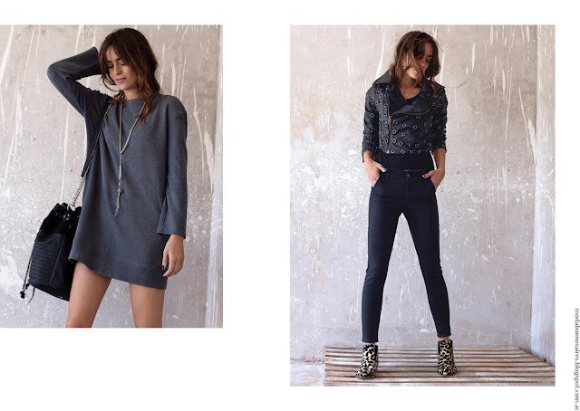 Leggings invierno 2016 ropa de mujer. Moda 2016. Moda invierno 2016.