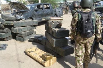 boko haram returns sambisa forest