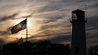 Chatham Light House sunset